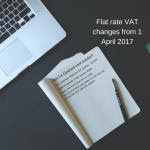 Flat Rate VAT Scheme Changes: are you prepared?